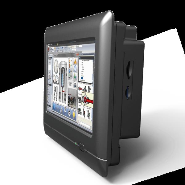 EZ Windows CE Panel PC