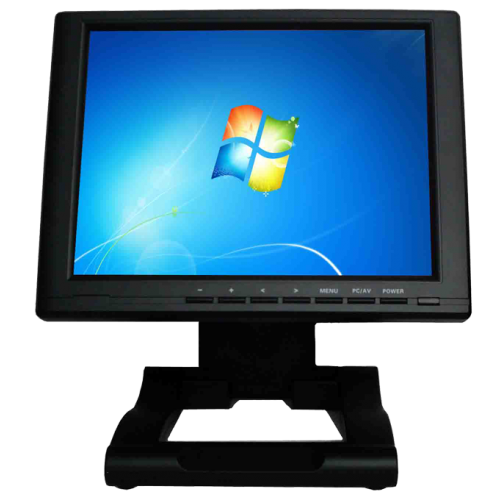 foldable touch screen monitor