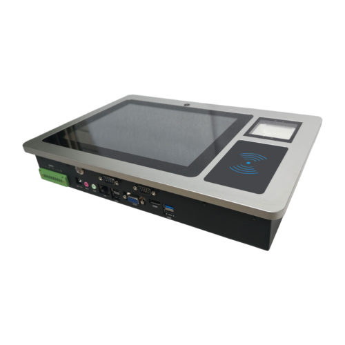panel pc with RFID