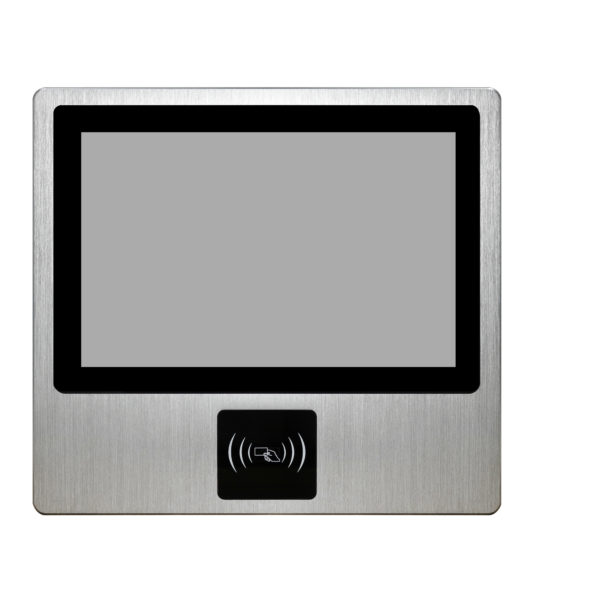 touch screen computer RFID