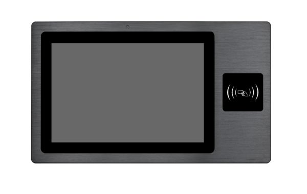 RFID touch screen computer